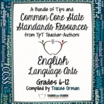 Common Core English Language Arts FREE Back-to-School ebook: Grades 6-12