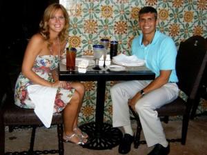 Date night with Mr. Wonderful!