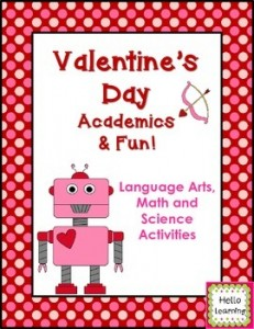 Hello Learning: Be My Valentine
