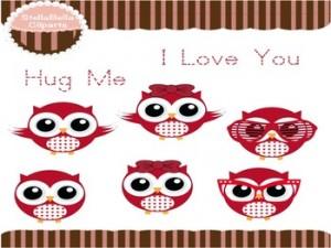 StellaBellaCliparts: Be My Valentine