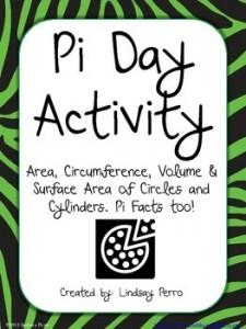 Lindsay Perro: Celebrate Pi Day