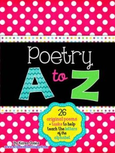 My A to Z Poetry Notebook