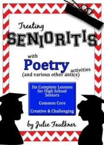 Treating Senioritis with Poetry {A Bundle of Engaging Lessons and Activities}