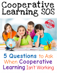 Cooperative learning can be a powerful tool for energizing a classroom, motivating students, and raising achievement. However, it's not always easy to get kids to work together effectively. Luckily, if you can figure out where the system is broken, you can implement strategies to fix what's not working.