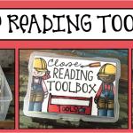 Close Reading Toolbox Freebie!