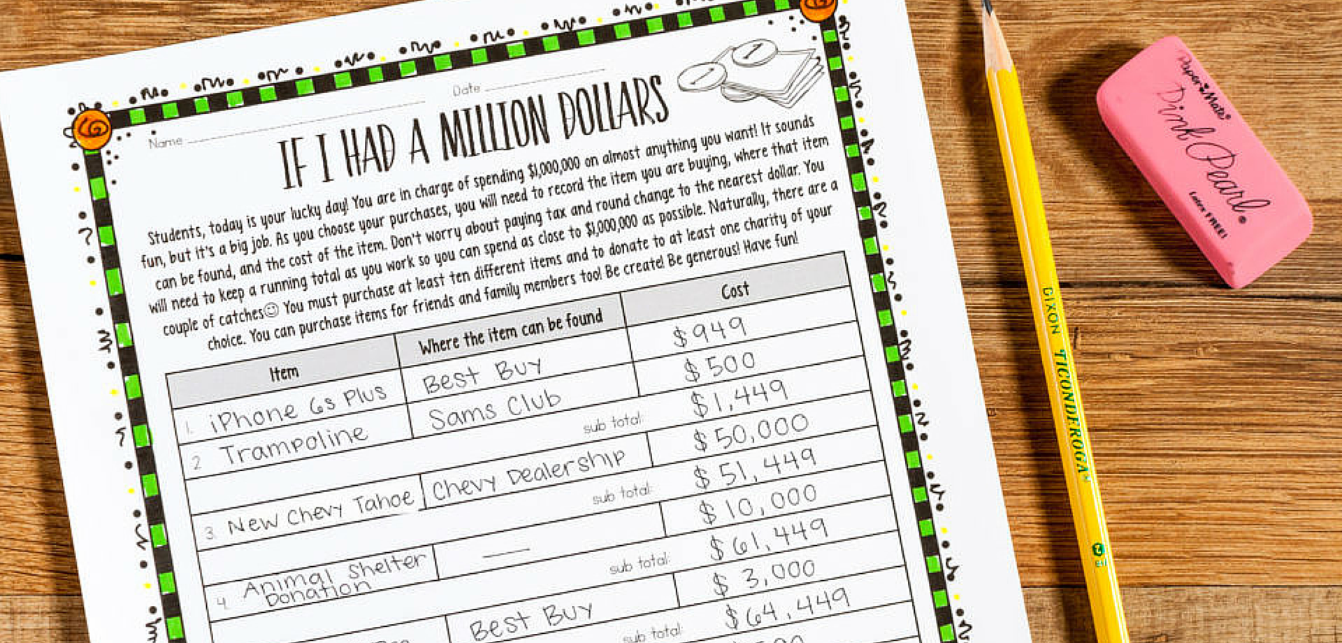 Tips for Teaching 4th Grade Place Value and Rounding | The TpT Blog