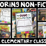 Ideas for Exploring Non-Fiction in the Elementary Classroom