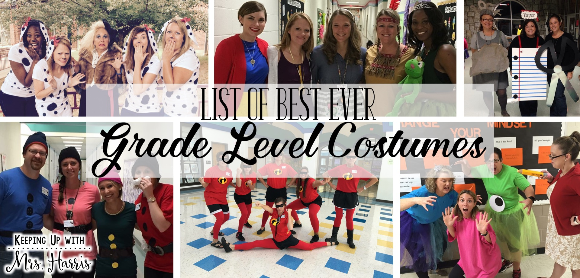 the best ever grade level costumes for teachers the