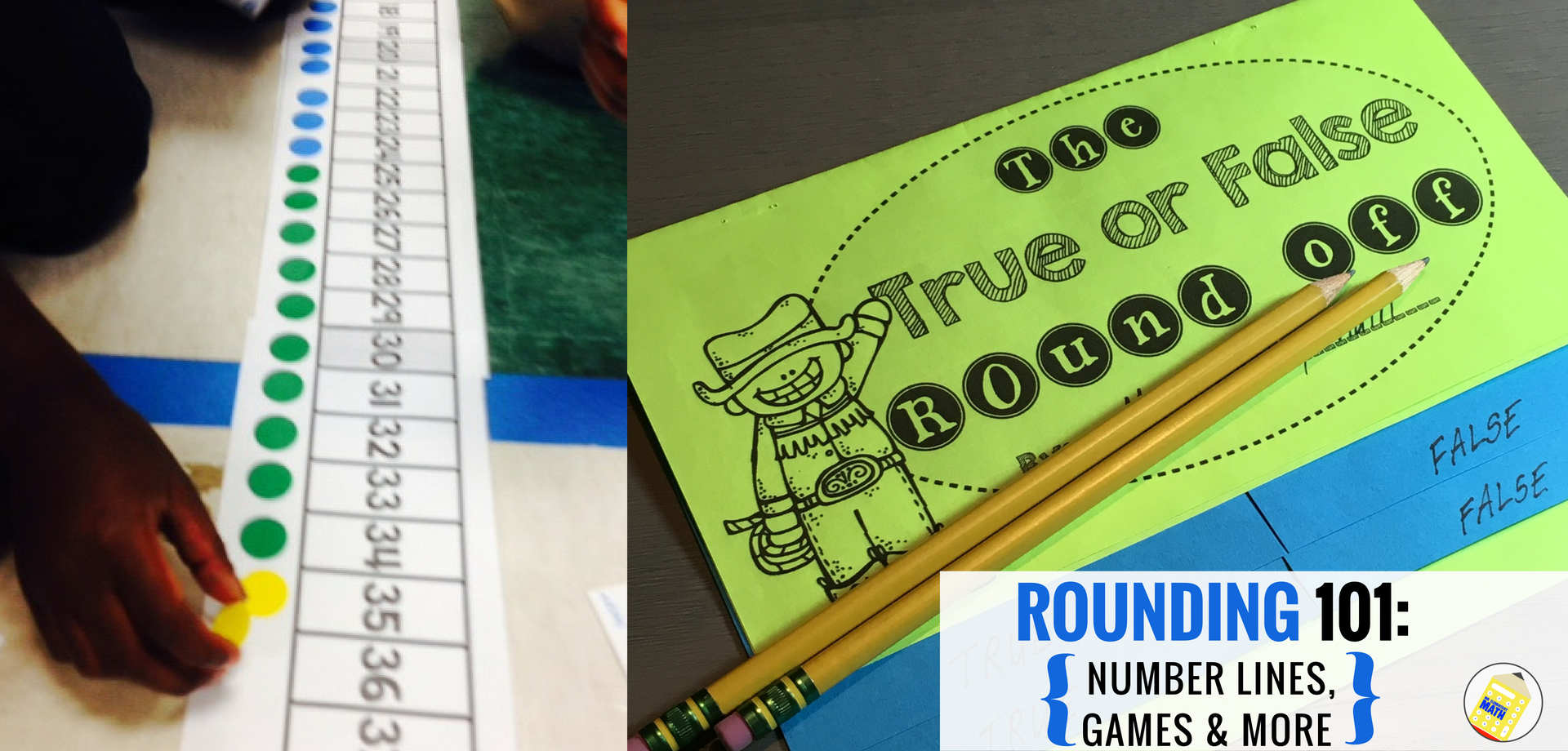 Rounding 101: Number Lines, Games, and More | The TpT Blog