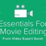Essentials for iMovie Editing