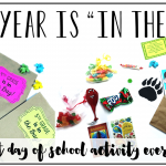"""This Year is """"In the Bag!"""" {Easiest Last Day of School Activity Ever!}"""