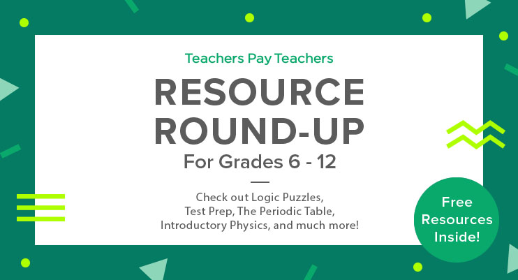 Resource round up logic puzzles test prep the periodic table get acquainted with an introduction to physics powerpoint a periodic table scavenger hunt some genetic code and even these logic puzzles urtaz Images