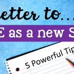 A Letter to Me As a New SLP – 5 Things I Really Needed To Know