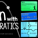 Word Walls, Pennants, Paper Chains, and More: Fun With Quadratics in Algebra 2