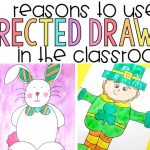 5 Reasons to Use Directed Drawings in the Classroom