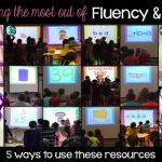 Are You Getting The Most Out Of Your Fluency and Fitness Brain Breaks?