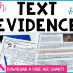 How to Teach Text Evidence: A Step-by-Step Guide