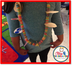 This blog post is full of fun ideas to create a memorable 100th day of school for your students. Yummy snacks, festive crowns, decorative necklaces, and more!