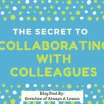 The Secret to Collaborating With Colleagues