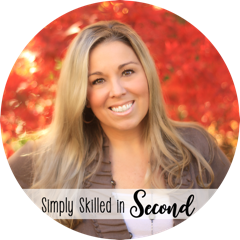 Simply Skilled in Second: Teacher-Author on TpT
