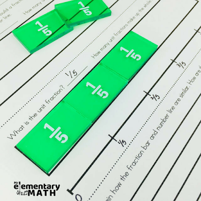 3 Tips for Using Number Lines to Teach Fractions