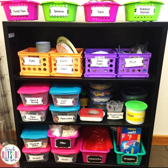 Are you interested in starting a classroom or school Makerspace, OR maybe you want to learn more about how Makerspaces work? This blog post features tips and tricks to create an amazing Makerspace inexpensively and with ease.