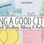 Being a Good Citizen: Social Studies Ideas